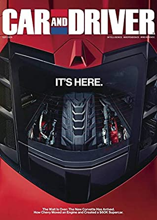 Amazon com: Car and Driver: Hearst Magazines: Kindle Store