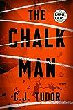 img - for The Chalk Man: A Novel (Random House Large Print) book / textbook / text book