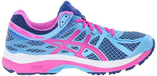 Pink Blue Gel Blue Cumulus Glow ASICS 17 Shoe Women's Sky Running f5qxvC8aw