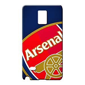samsung note 4 Extreme Anti-scratch Hot New cell phone skins Arsenal Crest