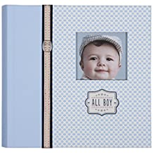 CRG Slim Bound Photo Journal Album, All Boy