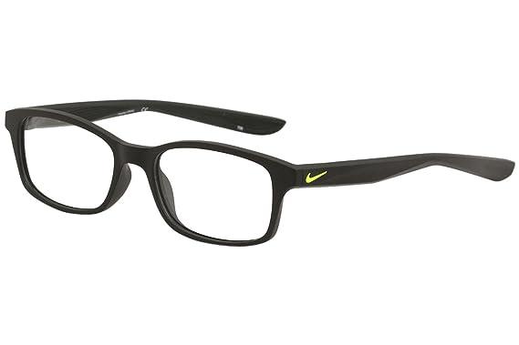 59fce9b04a4db Eyeglasses NIKE 5005 001 MATTE BLACK at Amazon Men's Clothing store