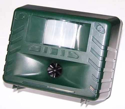 Yard Gard Ultrasonic Animal Repeller - for Yards & Gardens -