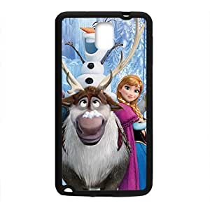 Charming Frozen girl Cell Phone Case for Samsung Galaxy Note3