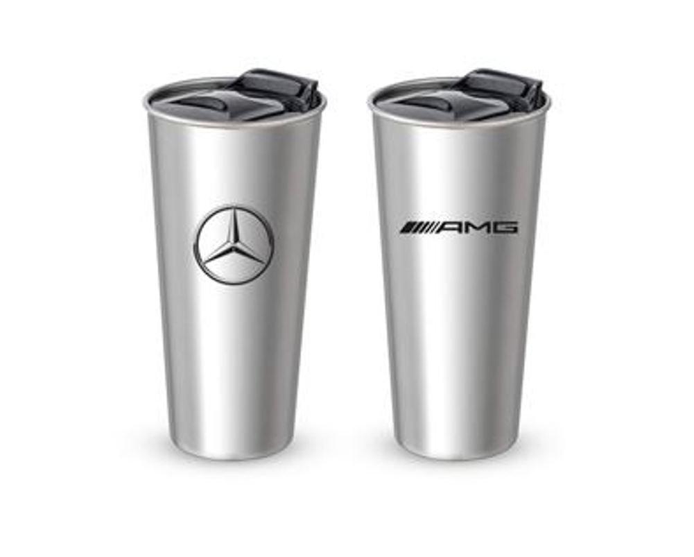 Genuine Mercedes Benz Everyday Stainless Steel Tumbler
