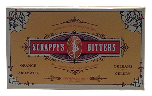 Scrappys Bitters Classic Aromatic Orleans