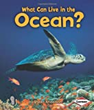 What Can Live in the Ocean?, Sheila Anderson, 0761345698