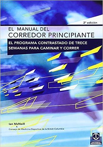 Libros Ebook Descargar Manual Del Corredor Principiante, El Falco Epub