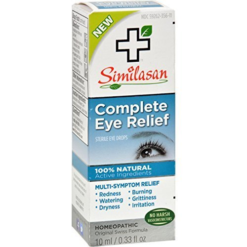 Similasan Eye Relief Complete 0.33 Fo