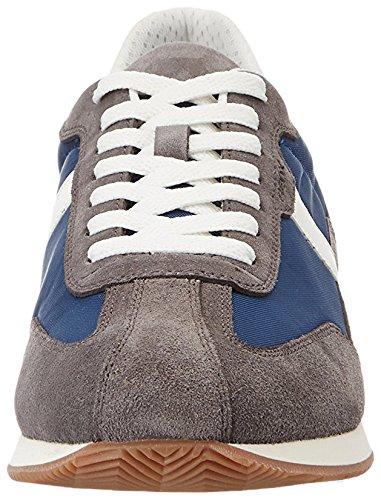 Geox Sneaker U VINTO D Grigio/Bianco EU 45