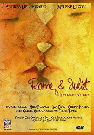 Amazon com: Rome & Juliet - Philippines Filipino Tagalog DVD