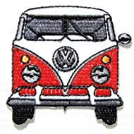 VW Volkswagen GTI Golf Convertible Van Bus Jackets shirt T-shirt cap Polo Patch Sew Iron on Embroidered Logo Sign Badge