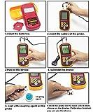 Signstek Digital Ultrasonic Thickness Gauge Meter