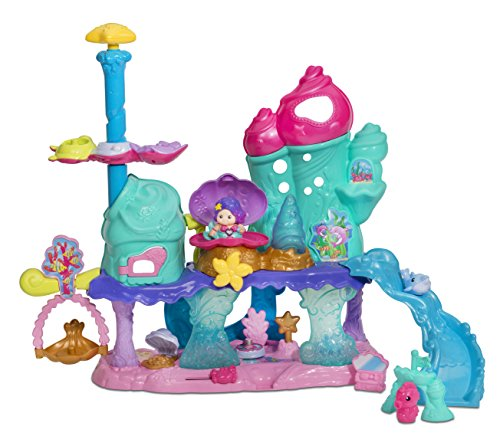 VTech Go! Go! Smart Friends Shimmering Seashell Castle