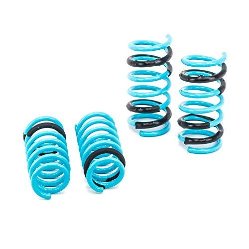 Godspeed LS-TS-II-0001-A Traction-S Performance Lowering Springs, Set of 4, Infiniti G35 Coupe(V35) 2003-2007(RWD)