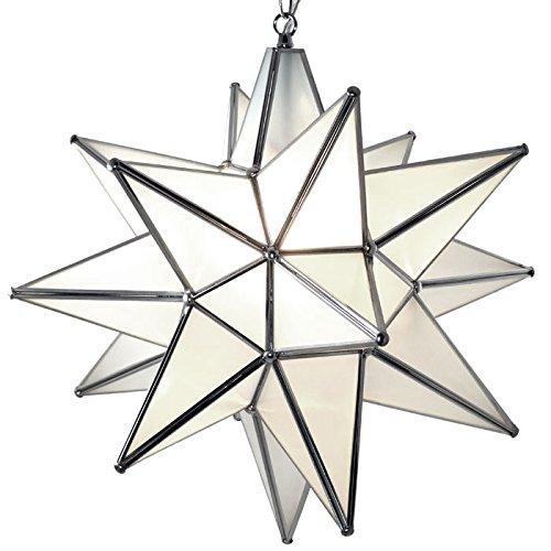 Amazon.com: Herrnhuter – Estrella decorativa lámpara de ...
