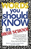 Words You Should Know in High School, Burton Jay Nadler and Jordan Nadler, 1593372949