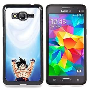 SKCASE Center / Funda Carcasa protectora - Dragon Ball dibujos animados;;;;;;;; - Samsung Galaxy Grand Prime G530H / DS