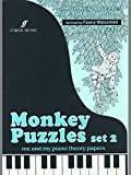 img - for Monkey Puzzles Theory, Bk 2 (Faber Edition: The Waterman / Harewood Piano Series) (Set 2) book / textbook / text book
