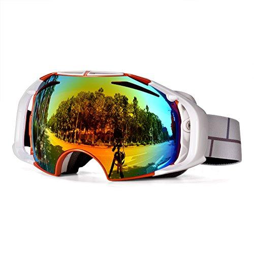 Odoland Goggles Anti fog Windproof Eyewear
