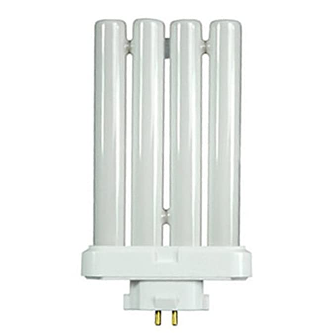 Com Lownice Fml27 65 27 Quad Compact Fluorescent Light Bulb Home Improvement