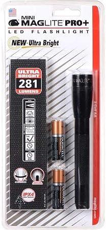 New Ultra Bright 245 Lumens! Mini Maglite ** Pro** Plus Led Flashlight