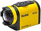Kodak PIXPRO SP1 Digital Camcorder - 1.5'' LCD - CMOS - Full HD - Yellow SP1-YL5