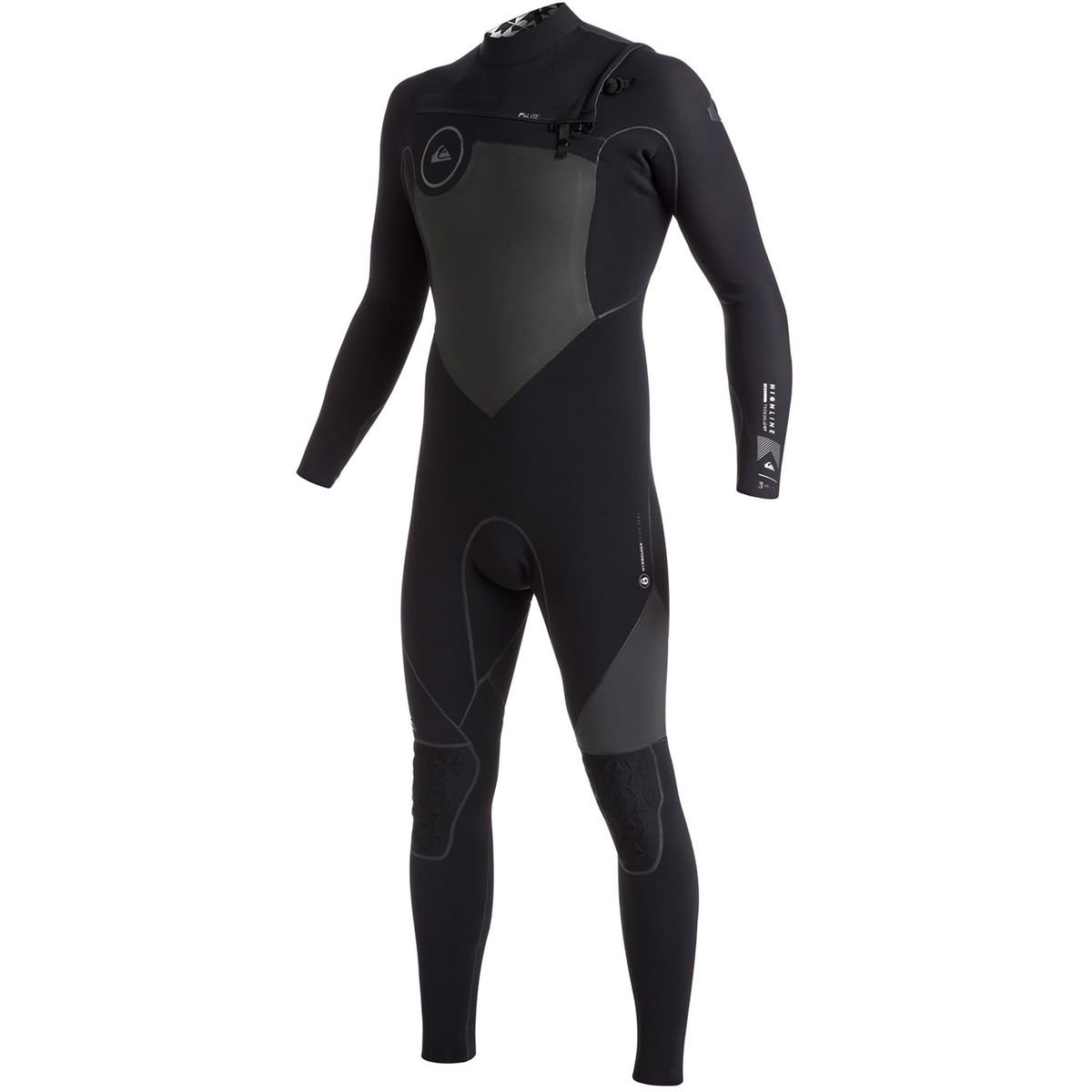 【国内発送】 QuiksilverメンズHighline Small 2 x接着3.5 –/ 3 mm – Chest Full Zip Full Wetsuit Chest Zip Full Wetsuit B01M9CSMCN ダークグレー(anthracite) Small Small|ダークグレー(anthracite), 本吉町:27ee950c --- svecha37.ru