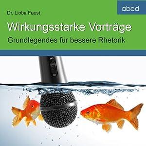 Wirkungsstarke Vorträge Hörbuch