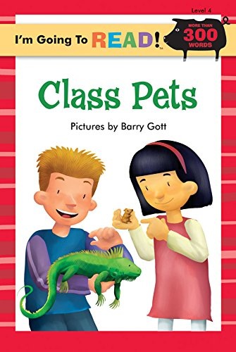 Read Online I'm Going to Read® (Level 4): Class Pets (I'm Going to Read® Series) pdf epub