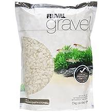 Fluval Polished Ivory Gravel for Aquarium, 4.4 lb