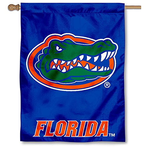 University of Florida Gators UF House Flag (Banner Florida Gators)