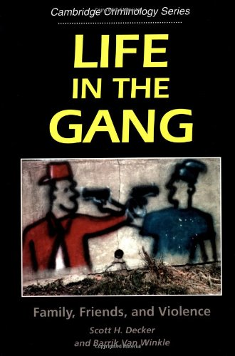 Life in the Gang: Family, Friends, and Violence (Cambridge Studies in Criminology)