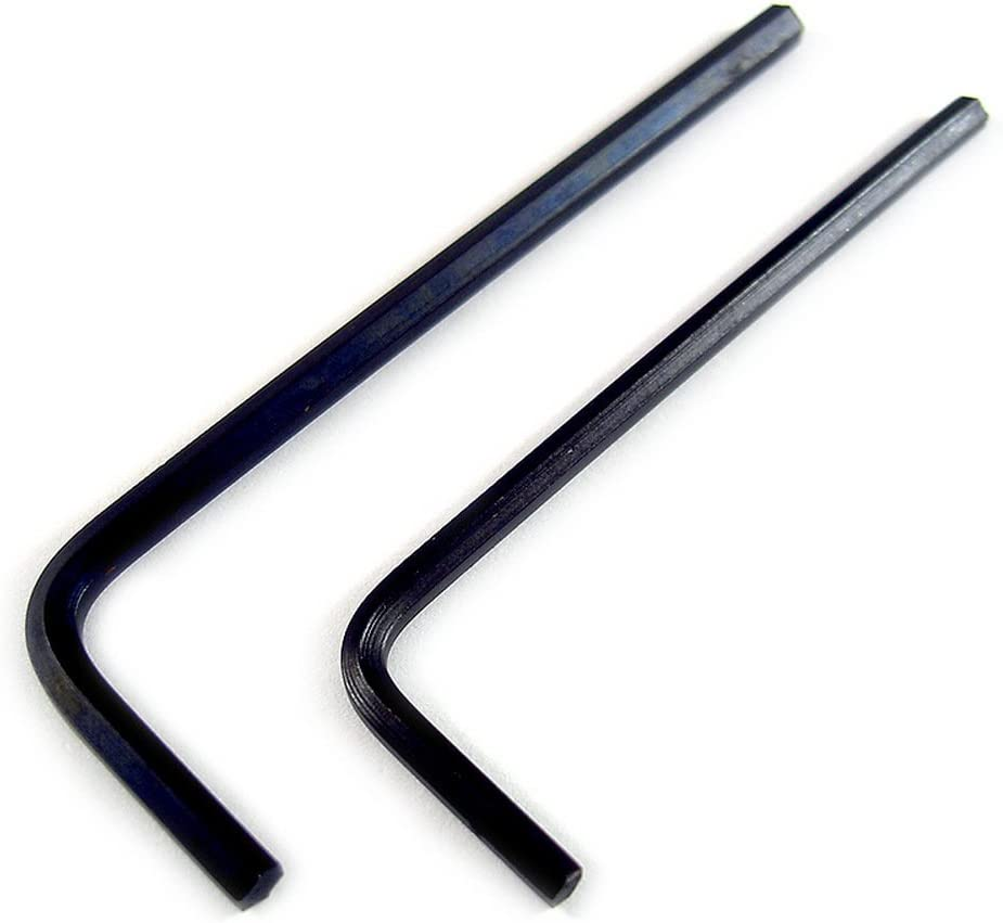 2 Allen Wrench Hex Key For Guitar Locking Tremolo Bridge and Nut 51um11HWWZL