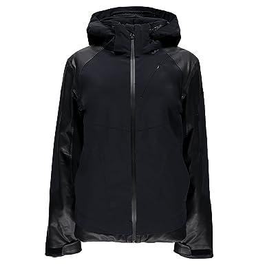 Amazon.com  Spyder Liberty Ski Jacket Womens  Clothing ba6a9d91f