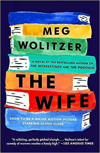 dda677ec90 Amazon.fr - The Wife  A Novel - Meg Wolitzer - Livres