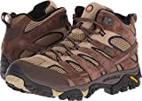 Merrell Men's Moab 2 Mid Waterproof Bracken 11 M US