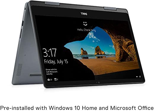 Dell Inspiron 5482 14-inch FHD 2in1 Laptop (8th Gen Core...