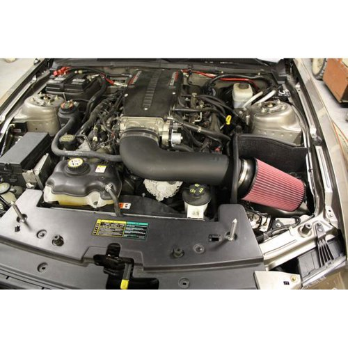 Saleen Mustang Parts - JLT Performance CAI3-FMG05 2005-09 Mustang GT JLT Series 3 Cold Air Intake