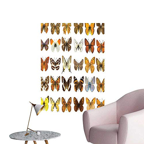 Wall Stickers for Living Room Miracle Wings Freedom Spiritual Divine Sign cept Work Vinyl Wall Stickers Print,12