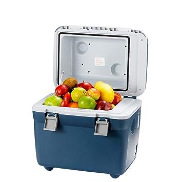 ACCDUER Refrigerador del Coche, 12V Capacidad Camping Cool Box ...