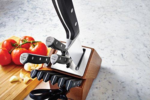 Calphalon Classic Self-Sharpening Cutlery Knife Block Set with SharpIN Technology, 12 Piece by Calphalon (Image #5)'