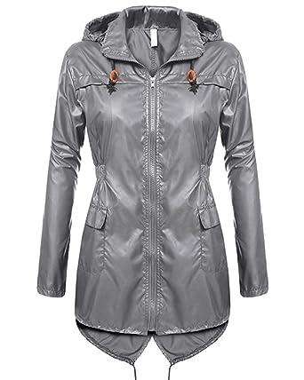 Manteau de pluie femme amazon