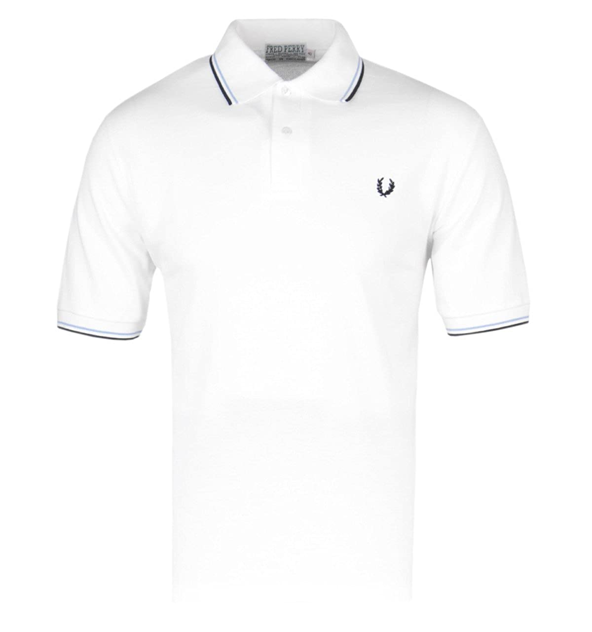 Fred Perry Shirt M53 129-38: Amazon.es: Ropa y accesorios