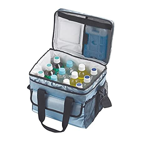 Habitex Ehlis - Nevera Flexible 15 L. Azul: Amazon.es: Hogar