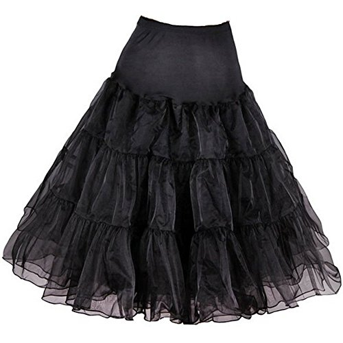 [Petticoat Crinoline. Great petticoat skirt for poodle skirts, Petticoat dresses, Vintage dresses, or as Rockabilly Adult Tutu Skirt. 25