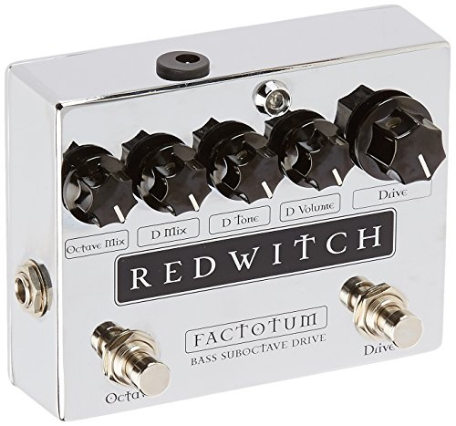 Group Of Witches (Red Witch RED-FACTOTUM Bass Guitar, Multi Effect)