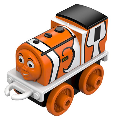 Fisher-Price Thomas the Train Minis Single Pack, Clown Fish Ben