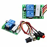 ERTIANANG 1 Set Universal DC 6V12V24V 3A Motor Speed Controller 573721mm Adjustable PWM RC Motor Speed Control Regulator Switch Mayitr