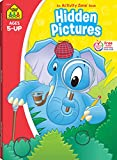 img - for Hidden Pictures Workbook, Ages 5-Up, playful learning, sharp-eyed focus and observation, visual discernment, imagination book / textbook / text book